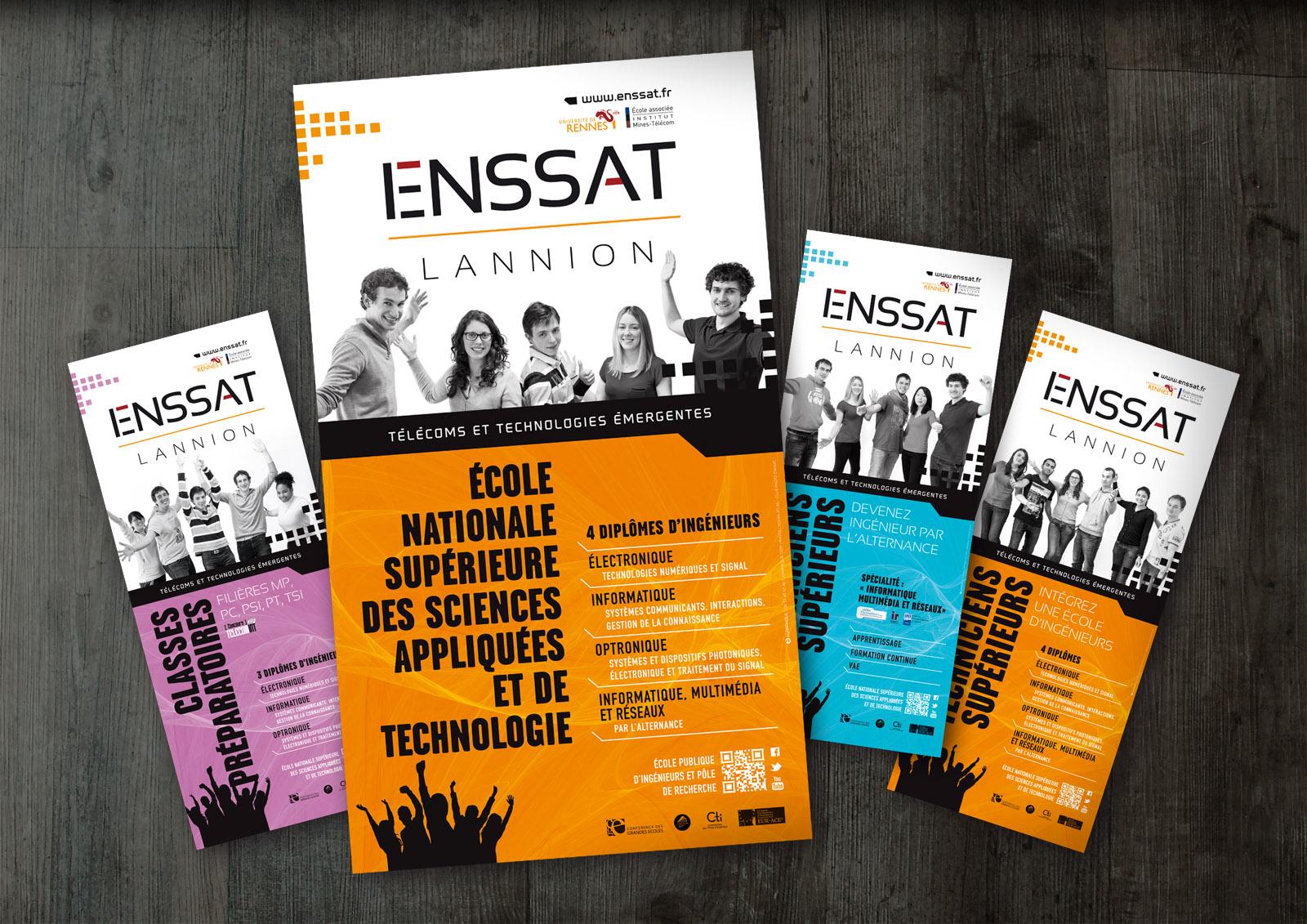 Brochure ENSSAT Lannion